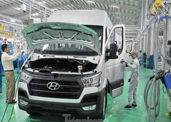 dịch covid ảnh hưởng đến ngành ô tô Việt Nam