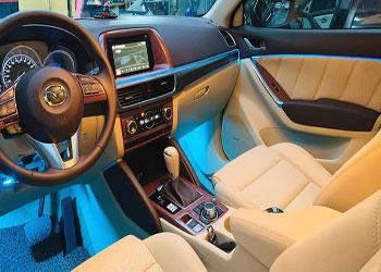 đổi màu da nội thất ô tô, phục hồi da nội thất ô tô (xe hơi) tphcm
